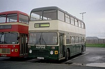 HUP768T Alpine,Llandudno United AS
