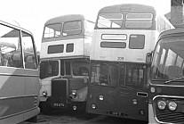 HHF9 Smith & May,South Benfleet Merseyside PTE Wallasey CT