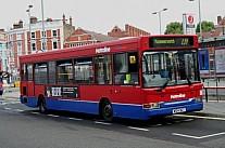 W124WGT London Metroline Mitcham Belle,Mitcham