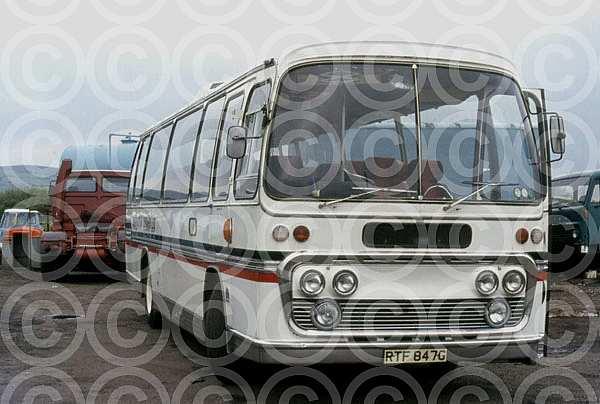 RTF847G D Coaches,Morriston Lancashire United