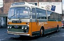 FDK417D Pye,Colwyn Bay Yelloway,Rochdale