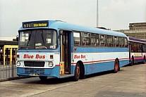 CSF160W Blue Bus,Bolton Alexander Fife