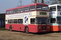 A680KDV Sanders,Holt IOM National Transport Southern National WNOC