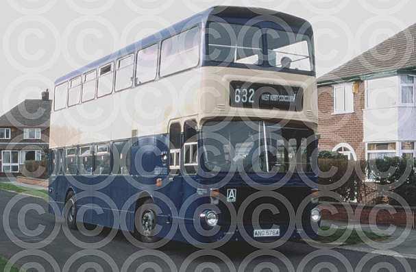 ANC578A (JOV760P) Smith,Prenton London Buses WMPTE