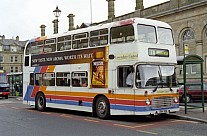 DBV30W Blazefield Lancashire United Stagecoach Ribble Ribble MS