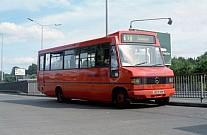 J603HMF First Manchester Citibus,Manchester Capital Citybus