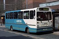 J34SRF Arriva North Midlands Midland Red North Stevensons,Spath