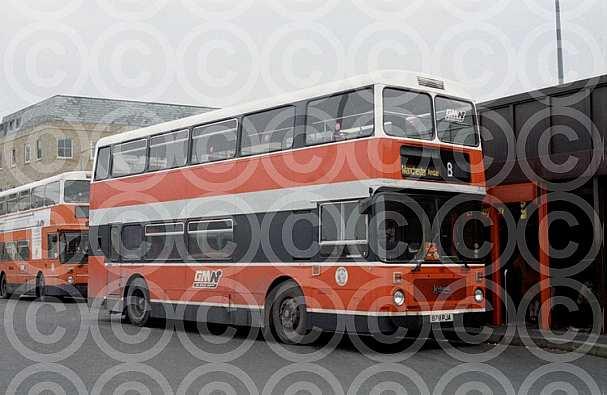 B78PJA GM Buses North GMPTE