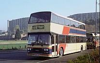 B162AKH (B110LPH) Northern Bus,Anston EYMS London Country