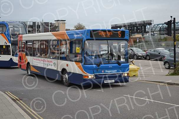 PX53DKA Stagecoach Lincolnshire